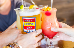 Drinks Cheersing