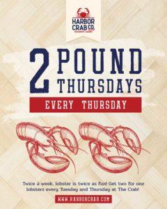 2 Pound Thursdays