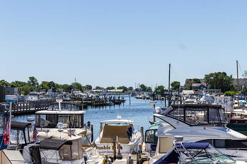 Dock Boats