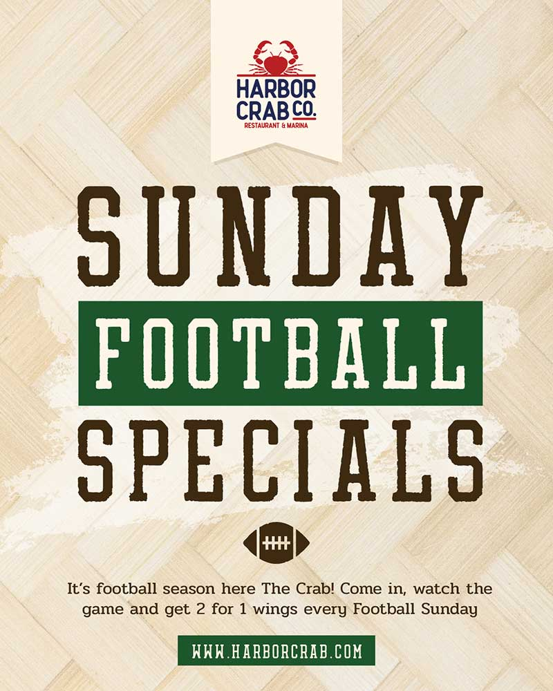 Sunday: Football Specials