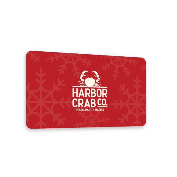 Harbor Crab giftcard