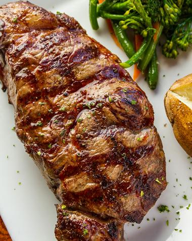 Wednesday: Steak Night