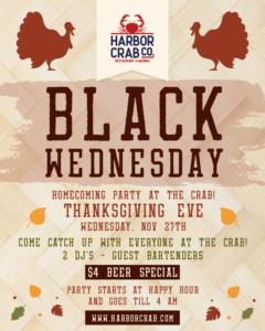 Black Wednesday Special