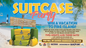 Suitcase Party September 19 at 2pm